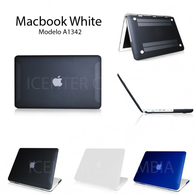 Carcasa Macbook white unibody