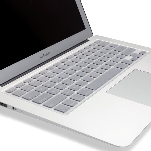 Protector de Teclado Macbook Air 11 Ingles Silicona""