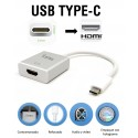 Cable USB C a HDMI contramarcado iCenter