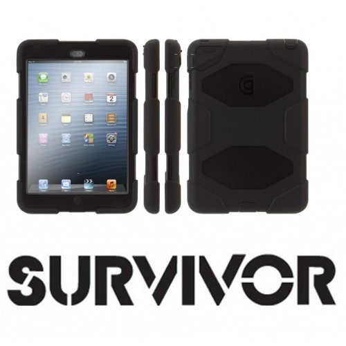 Estuche Antigolpe Survivor iPad Mini 1 2 3 Griffin Original