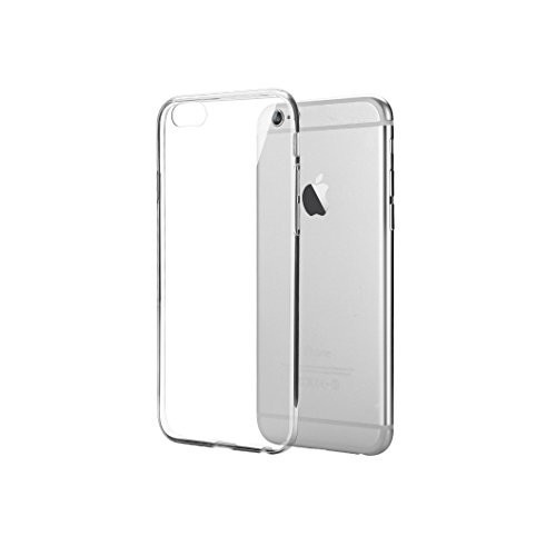 Carcasa Transparente Iphone 6s Plus Flexigel Ultradelgada