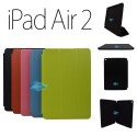 Estuche Smart Case iPad Air 2 en Cuero Magnetico
