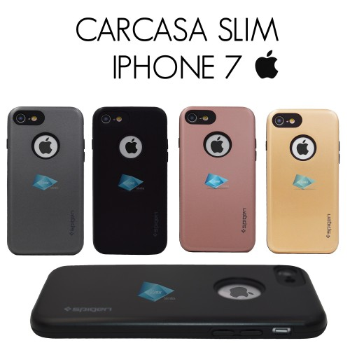 Carcasa Spigen Slim iPhone 7