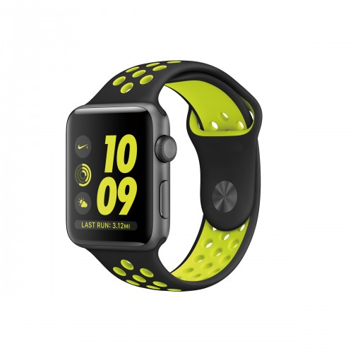 Pulso Correa Apple Watch 38mm Silicona Tipo Nike serie 1 2 3