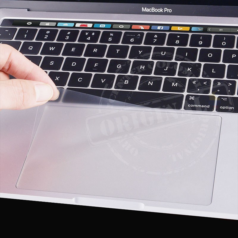 Protector de Trackpad Macbook Pro Touch Bar 13""