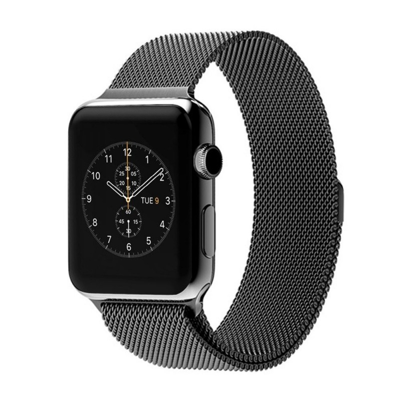 Pulso Milanese Loop Para Iwach 38 Mm Series 1 Y 2