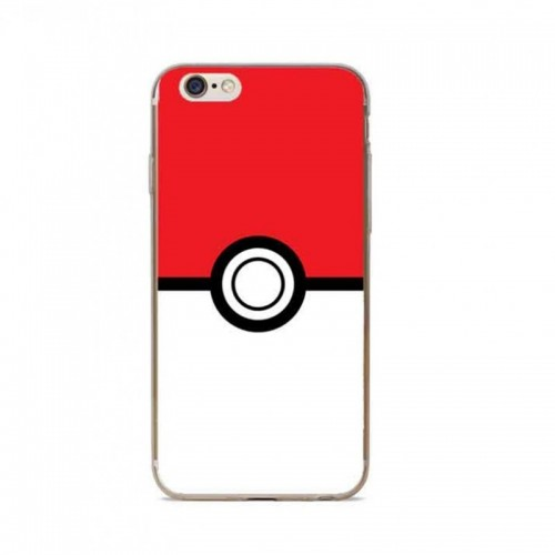 Carcasa Pokebola - Pokemon iPhone 6 6S Plus