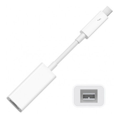 Adaptador Gigabit Thunderbolt a Ethernet