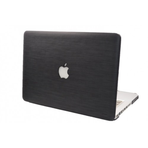 Carcasa Rígida Macbook Air 13 Diseño Bambu Negro