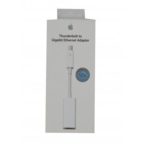 Adaptador Gigabit Thunderbolt a Ethernet Original Apple