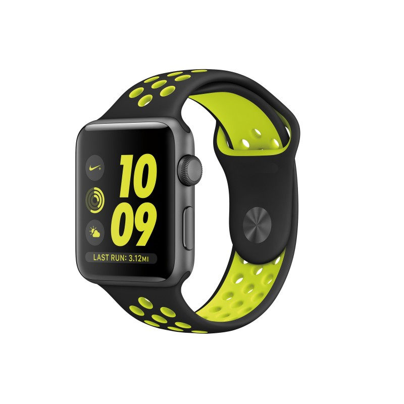 Pulso Apple Watch 40mm Correa Silicona Tipo Nike