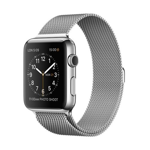 Pulso Milanese Loop Para Apple Watch 44 mm serie 4 Magnético