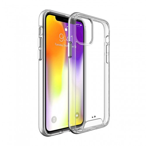 Carcasa iPhone 11 PRO  Estuche Flexigel TPU Transparente Ultradelga