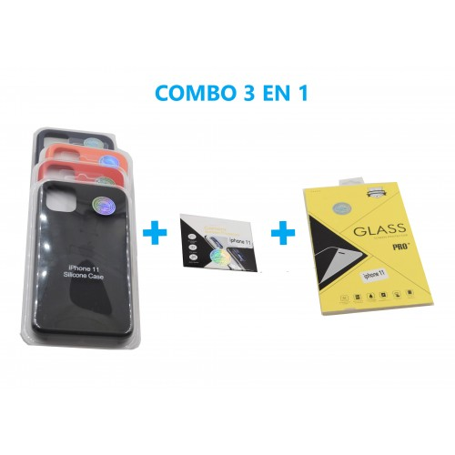 Carcasa Iphone 11 Estuche Silicone Case