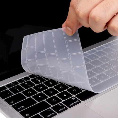 Protector Teclado Macbook Pro 13 15 Sin Touch Bar Español