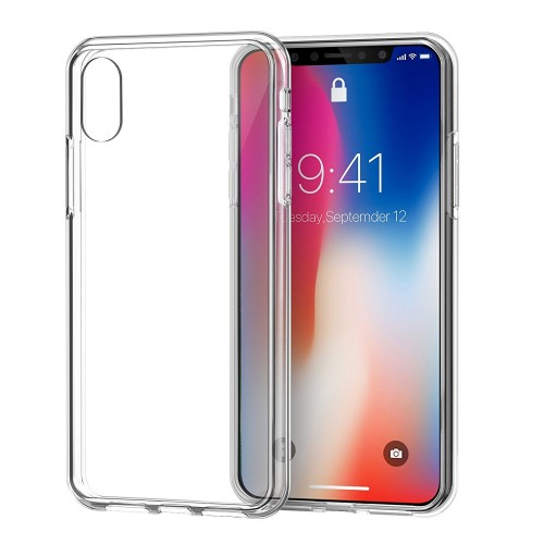 Case Carcasa iPhone X Xs TPU Ultra Delgada