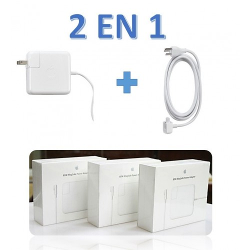 Cargador Macbook Magsafe 1 de 85 W