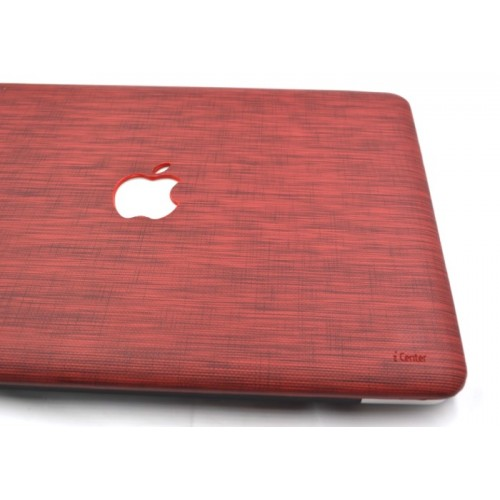 Carcasa Antirayones Macbook Air 13  Diseño Cuero Italiano