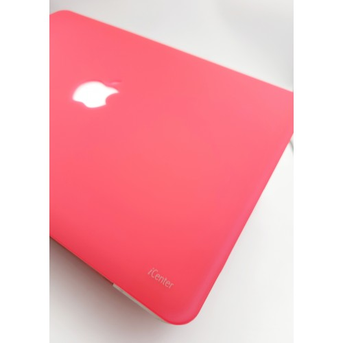 Carcasa Macbook Air 13  Mate Colores Corte Logo