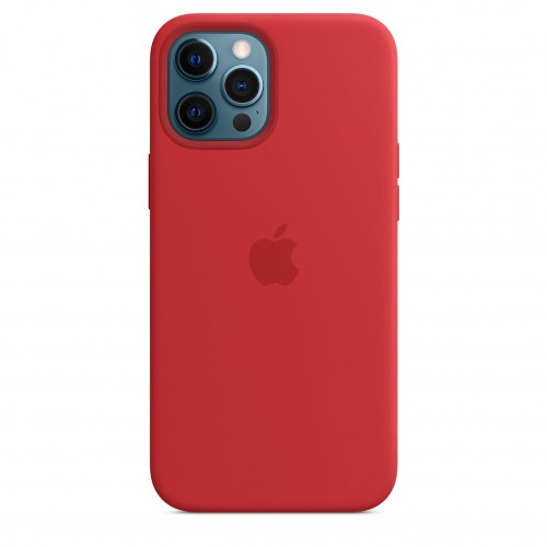 Carcasa iPhone 12 Pro Max Estuche Silicone Case Colores