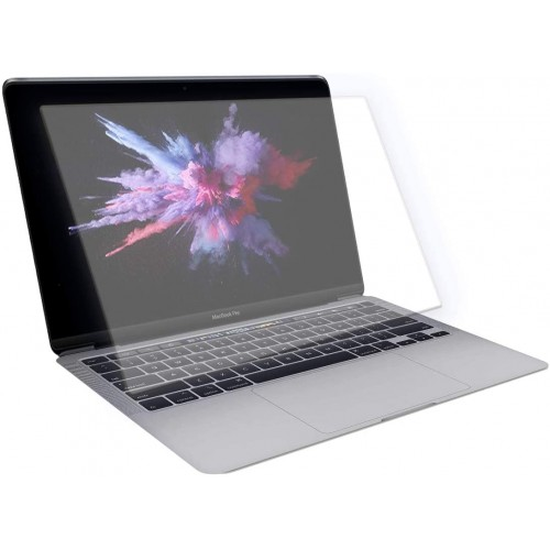 Protector Pantalla Vidrio Macbook Air 13 Pro 13 Touch + Kit