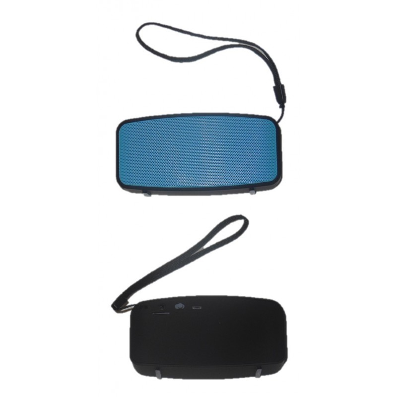 Mini Parlante Bluetooth N10 - Azul Celeste